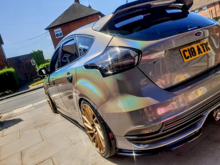 craig atkinson - Focus ST Mk3 Diesel