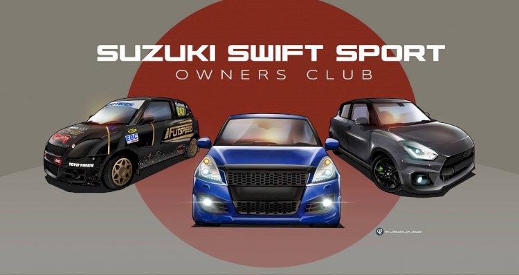 Welcome to Suzuki Sport Owners Club (SSOC)