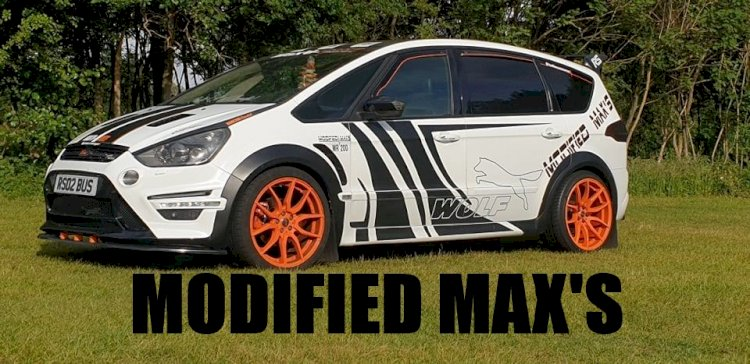 Welcome to Modified Max's