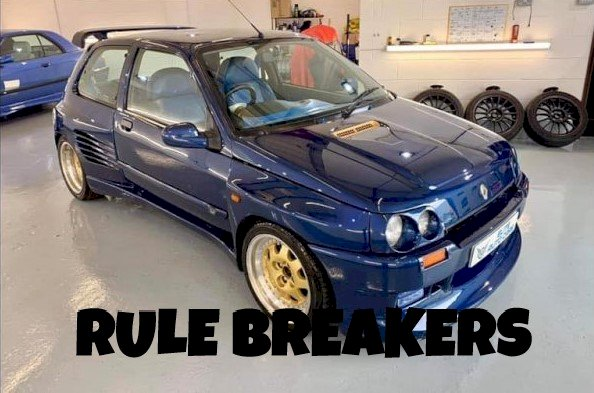 Welcome to Rule Breakers