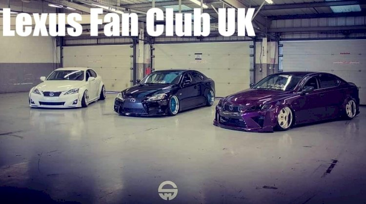 Welcome to Lexus Fanclub UK