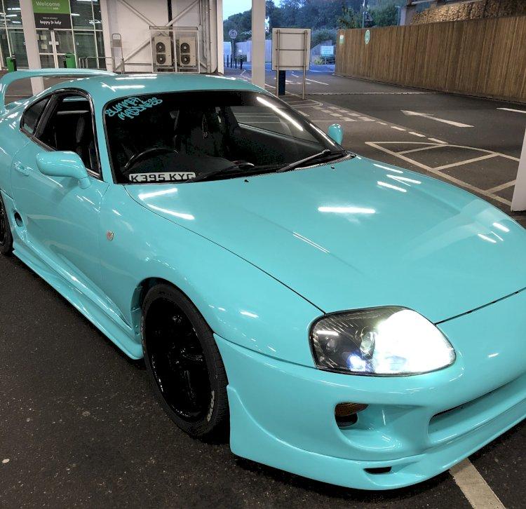 Danny - Toyota supra