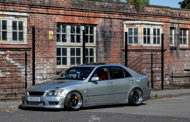 Steve Chandler - Lexus IS200 1GFE turbo