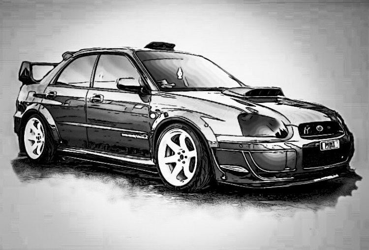 Steve Parks - Subaru Impreza wrx
