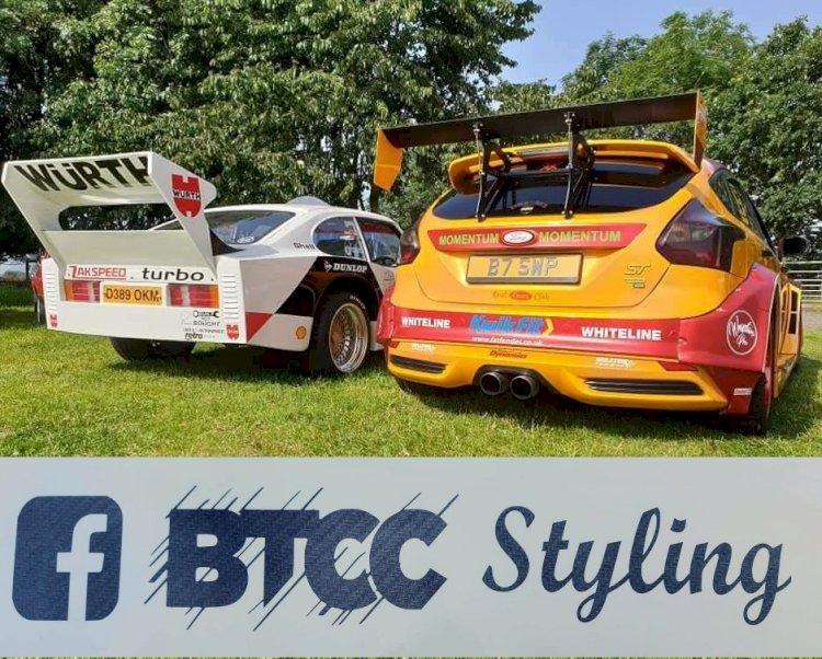 BTCC Styling