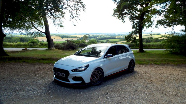 Scott Jefferies - Hyundai i30N