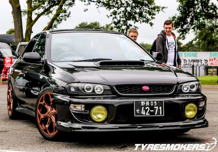 Jonny-  Subaru Impreza GC8
