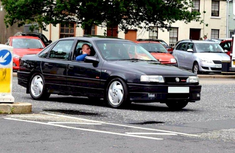 Jack - 1993 Vauxhall Cavalier Turbo 4x4
