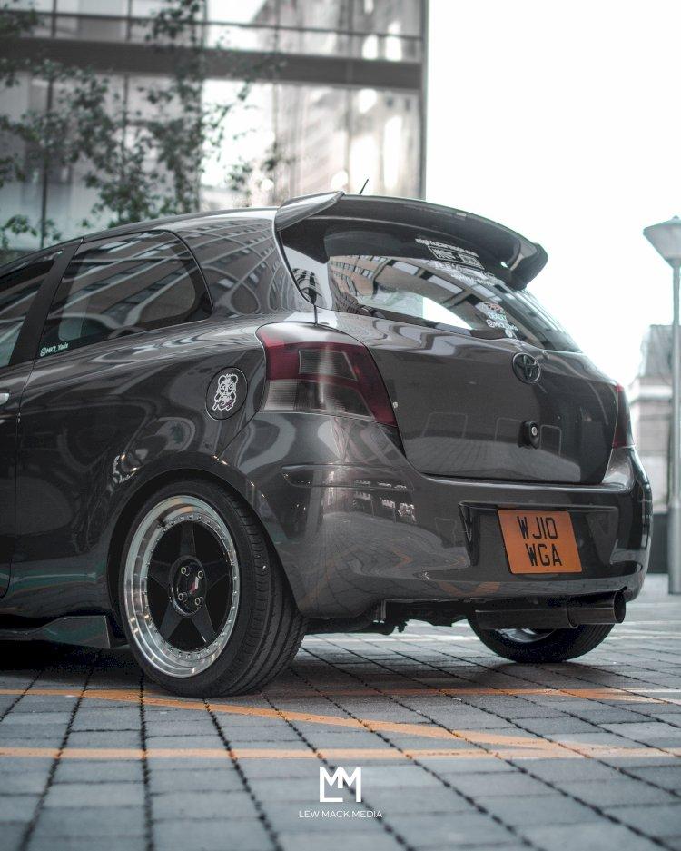 Katie - Toyota Yaris TR 1.33L