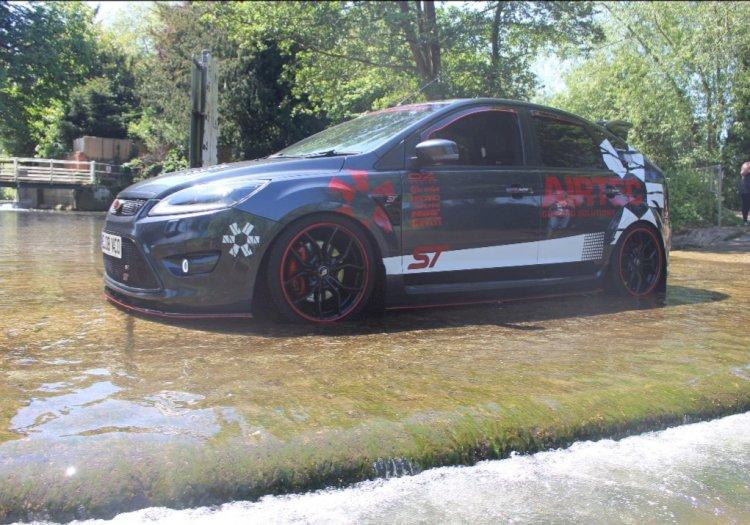 Lee Brown - Ford Focus ST3 225 facelift