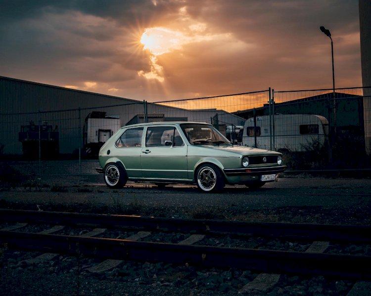 Kai Kriegbaum - 1982 VW Golf MK1