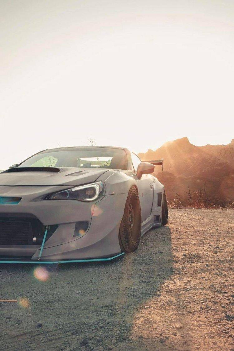 Willians Ricetti - Subaru BRZ