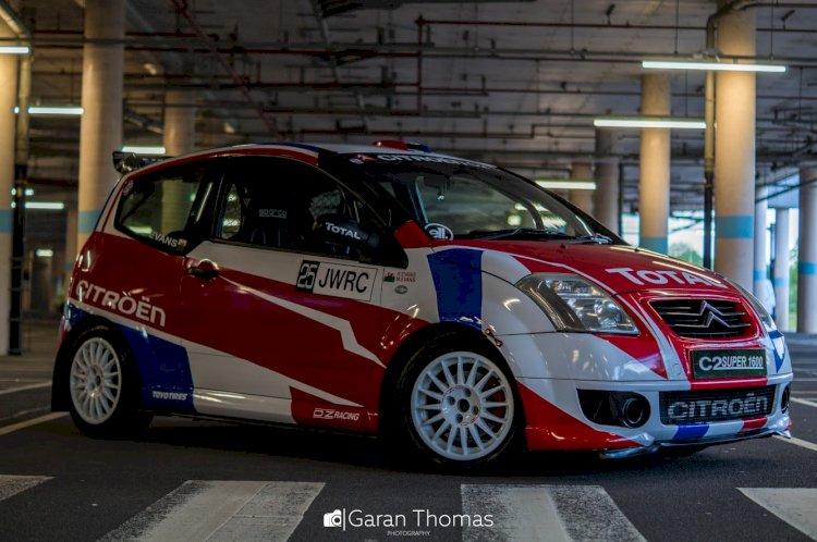 Robert Evans - Project Citroen C2 VTS Track car
