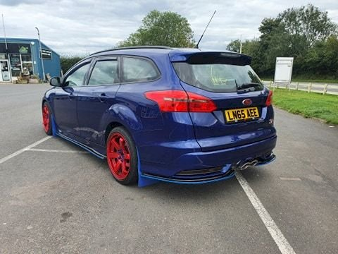 James Mitchell  Focus St2 estate