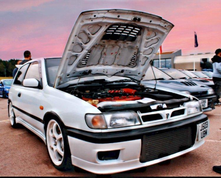 Lydia - Nissan Pulsar GTI-R