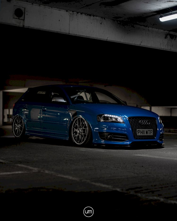Phil Griffiths - Stage 2, Bagged Audi S3 8P