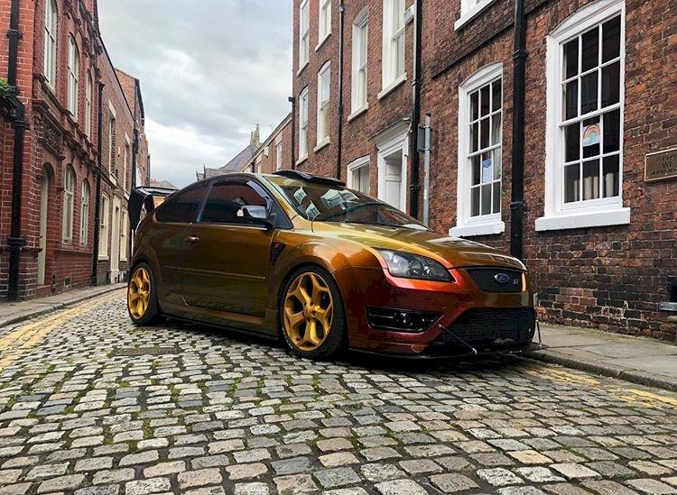 Josh Taylor - Focus ST3 225 Pre facelift