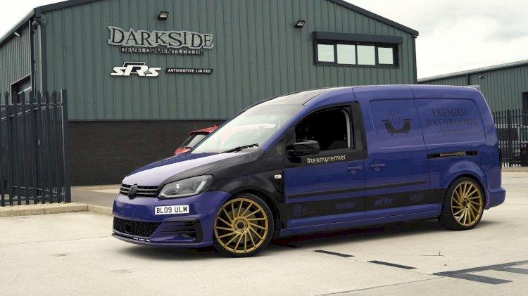Dave - VW Caddy