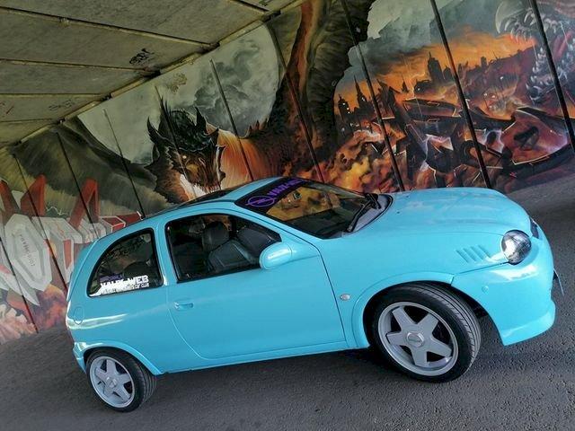 Ju - Opel corsa b