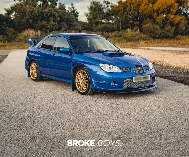 Jamie Rimmington - 2007 Subaru Impreza