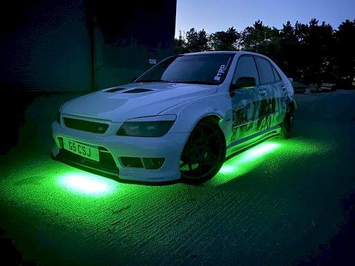Curtis Johnson - 2002 Lexus IS200