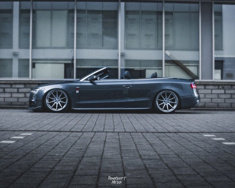 Richard - 2012 Audi A5 S-line Cabriolet