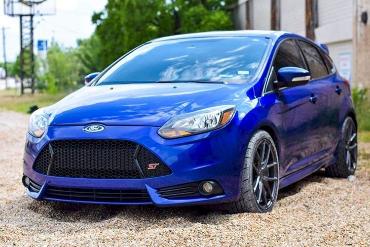 Jess - 2014 Ford Focus ST