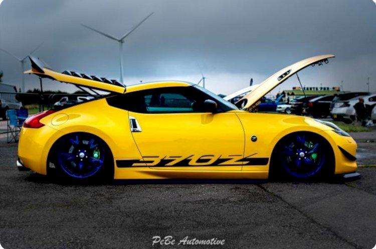 Chris Shaw - Nissan 370z