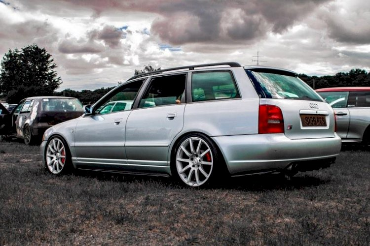 Dean Spurle - Audi A3 8L and B5 S4