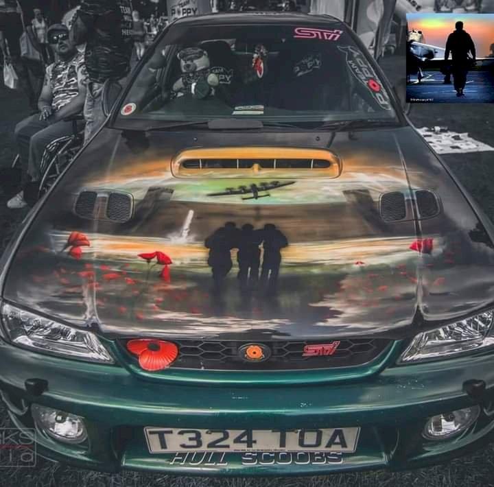 Glen - Poppy The Subaru