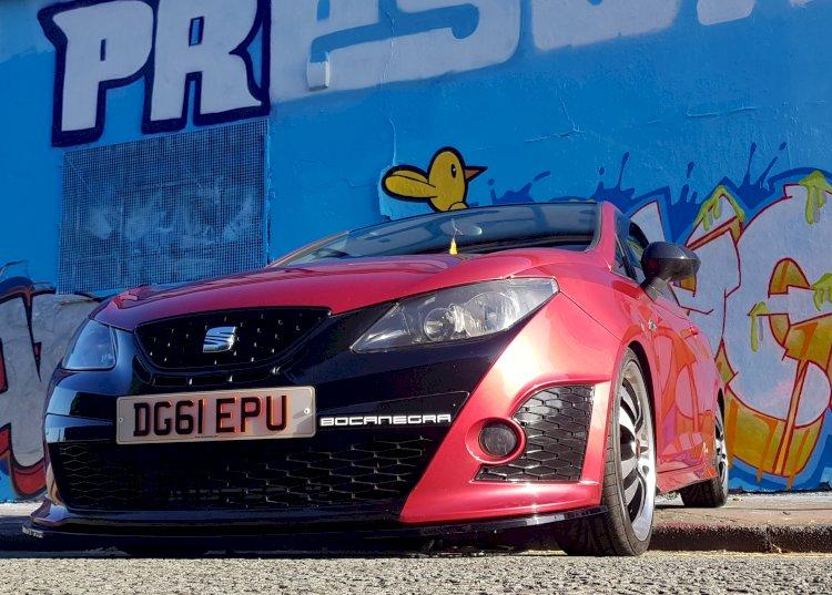 Alan Cowen - Seat Ibiza Cupra Bocanegra