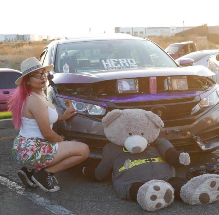 Kimberly Padilla - Honda Civic Starfire
