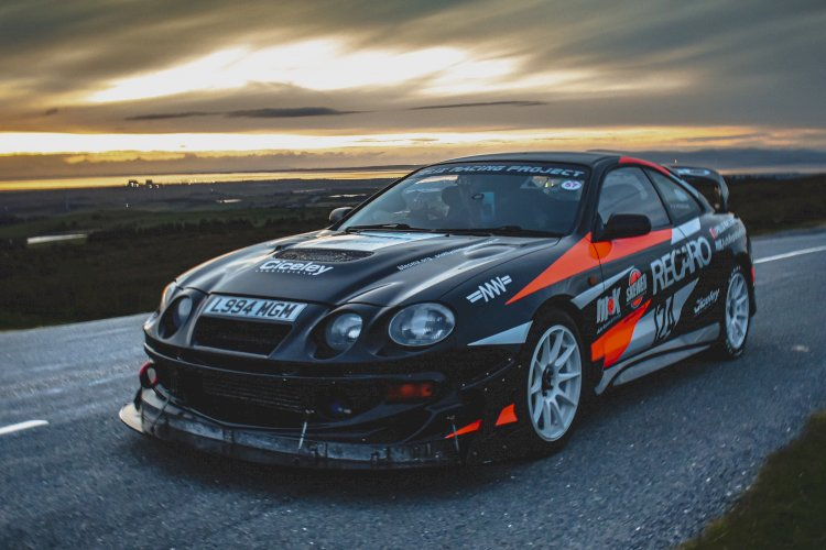 Mike Woodhouse - Toyota Celica GT4 ST205 WRC Edition