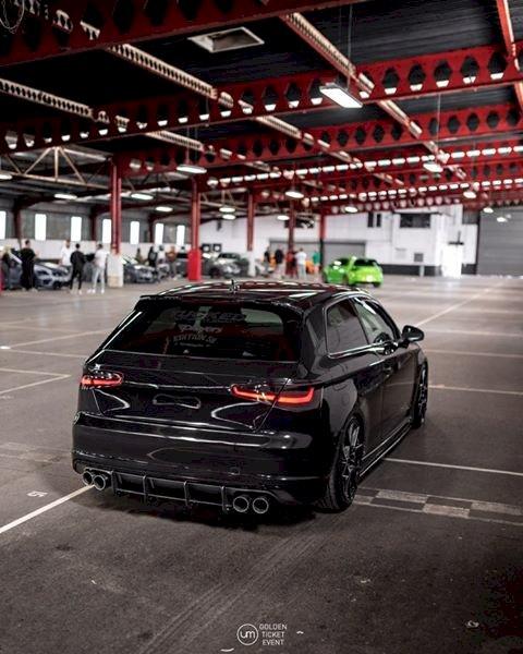 Ryan Blythe - Audi A3 8v PFL