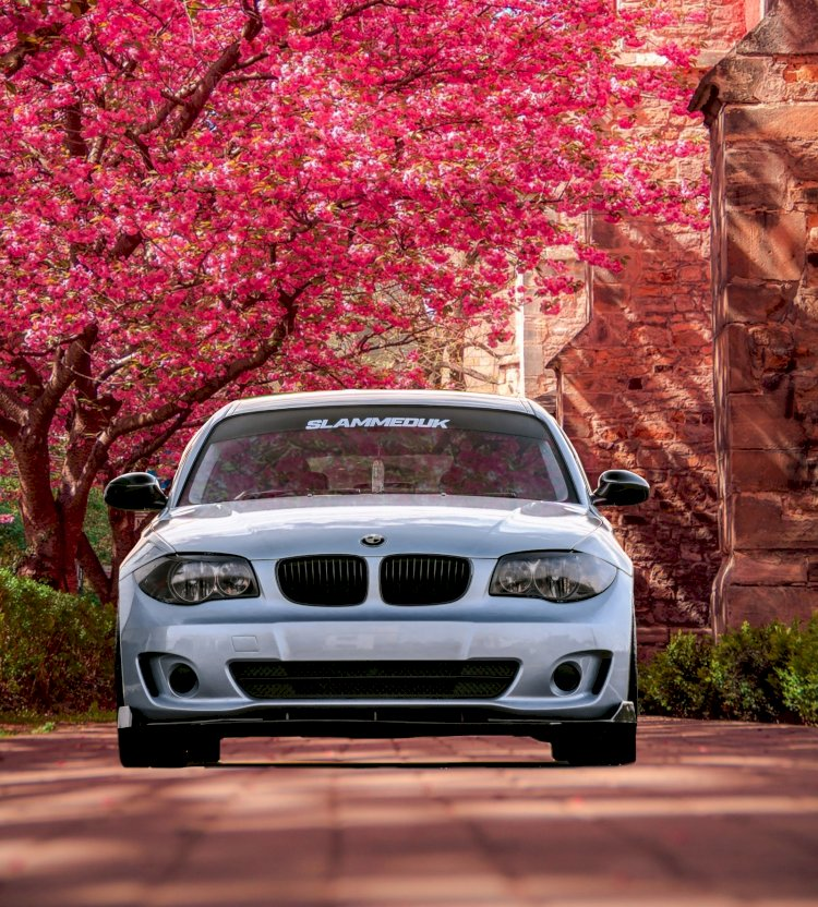 Lucy Page - BMW 120D
