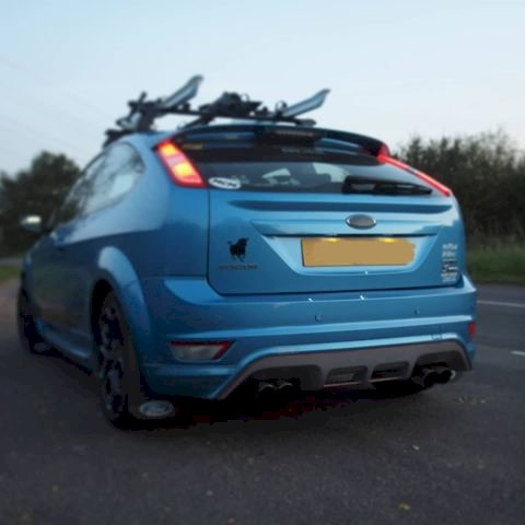 James -  Ford focus 2l tdci zetec s