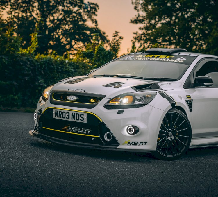 Mikey Rowlands - Mk2 Ford Focus RS