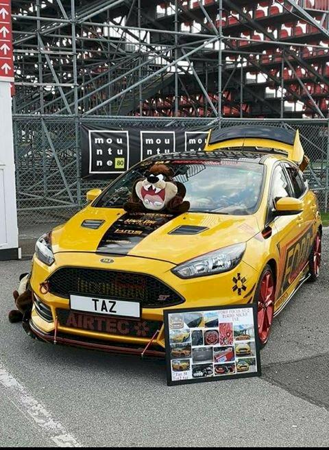 Mark - Ford Focus mk2 Taz
