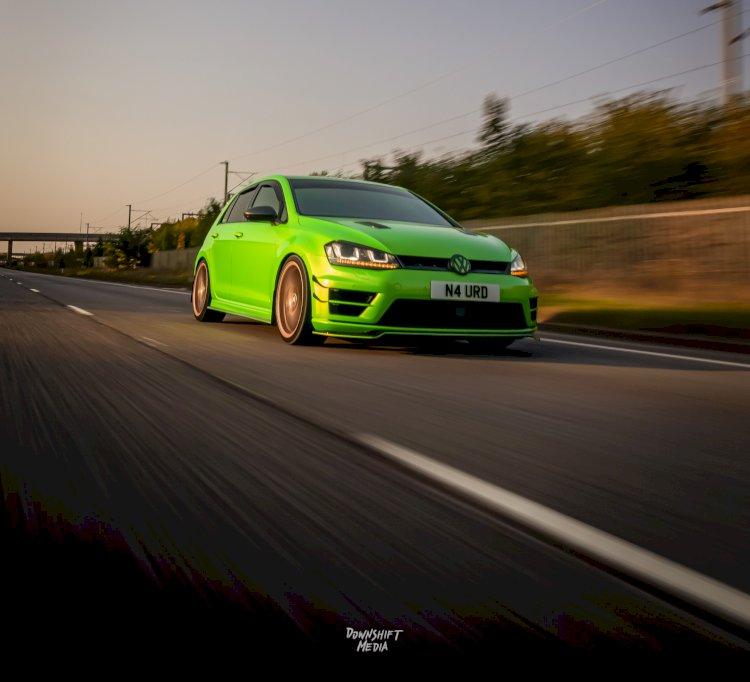 Steven Nurden - Volkswagen mk7 golf R 2.0L
