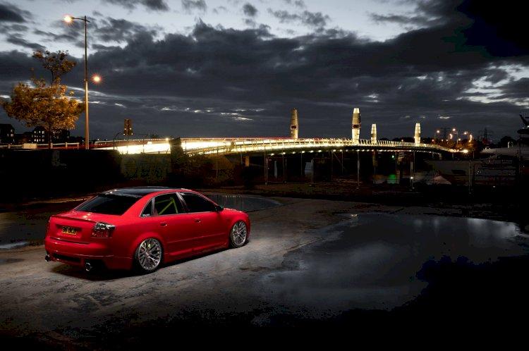 Adam Waggott- Audi 1.8t B6