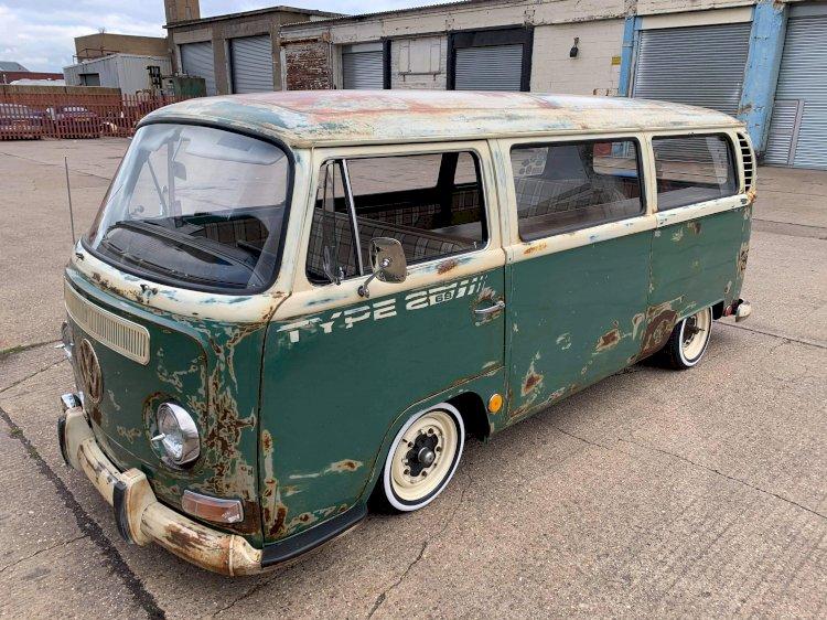 Darren walker - VW 1968 Early Bay