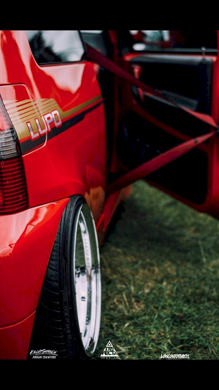 Darren walker - VW Lupo 1.4 Sport