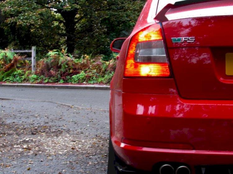 Ady - 2011 mk2 facelift Skoda Octavia VRS TSI
