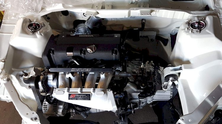 Tim Hardy - 2001 Honda Integra TypeR