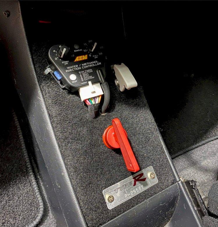 Dan Edwards - 2004 Honda Civic type R ep3
