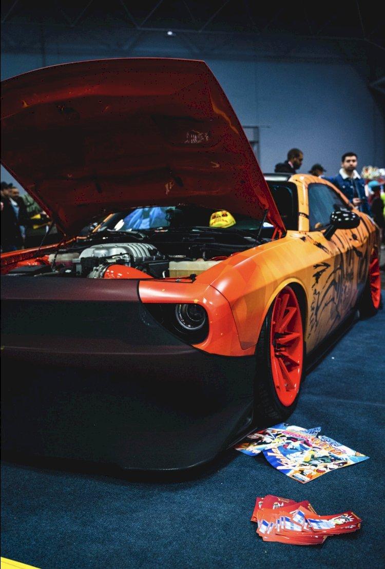 Whurree Uzuzmaki - 2016 Hellcat (Challenger)