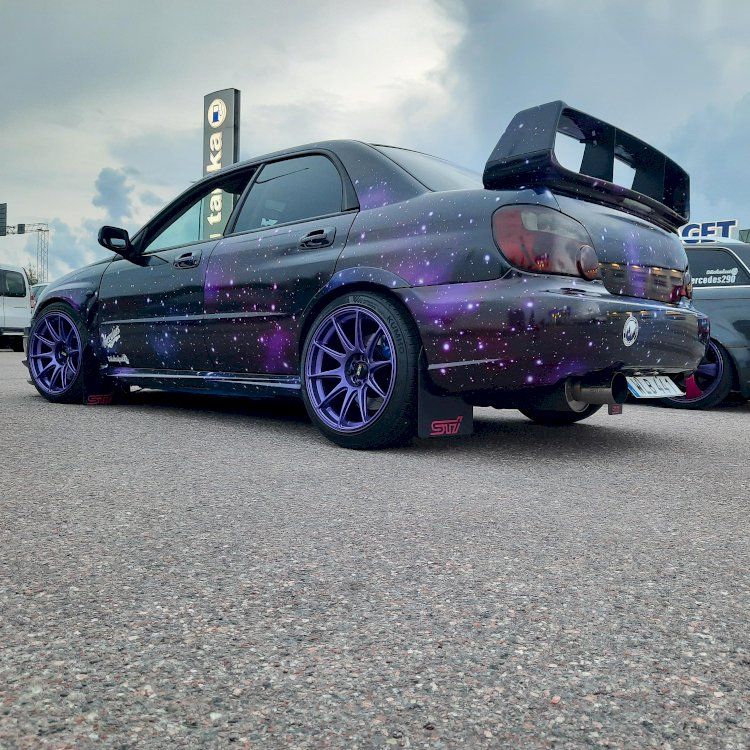Anna - 05' Subaru Impreza WRX STI PSE Newage