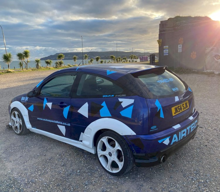 Rob Sawyer - Ford Focus ST170 - The BeaST