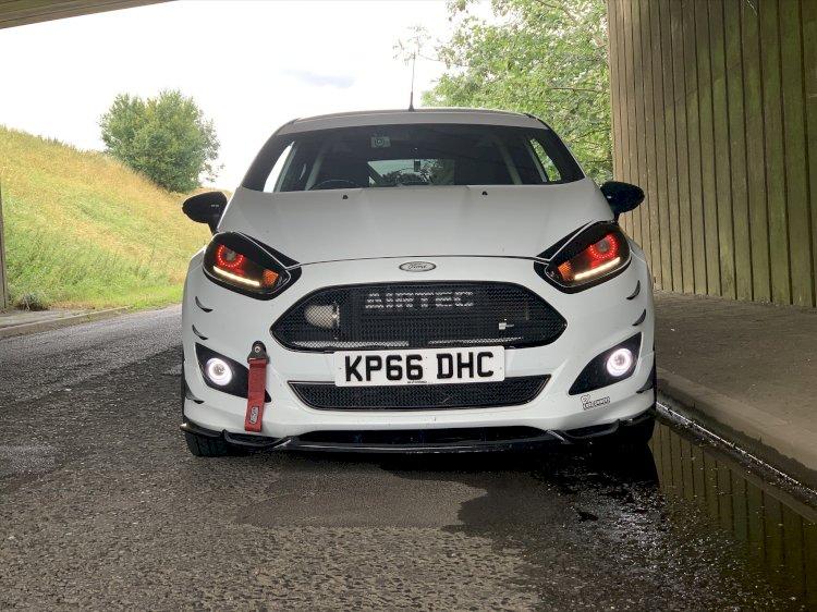 Connor Griffiths - Fiesta mk7.5 facelift