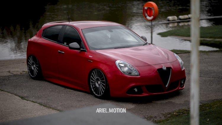 Ollie Cowap - 2015 Alfa Romeo Giulietta